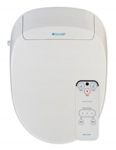 Brondell Swash S300 Bidet Toilet Seat - Entry Level Value