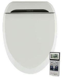 Coco Bidet 6035 with Wireless Remote