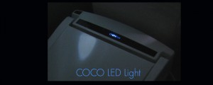 The Coco Bidet 9500 Night Light