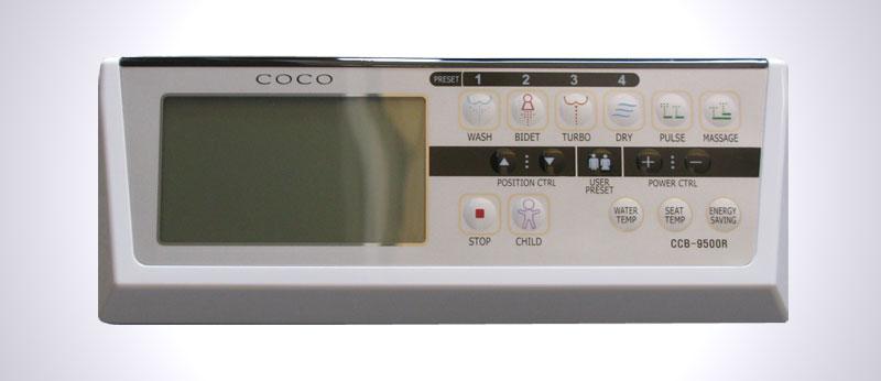 Coco 9500 Bidet Seat Bidetreviews Org